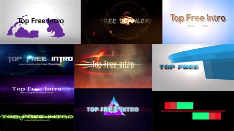 Top 10 Free Intro Templates Quot Sony Vegas Pro 13 Intro Template Quot Download No Plugins Youtube Sony Vegas Pro Templates