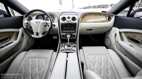 inside bentley bentley continental gt w12 review autoevolution