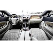 Bentley Continental Interior Wallpaper  1920x1080 29169