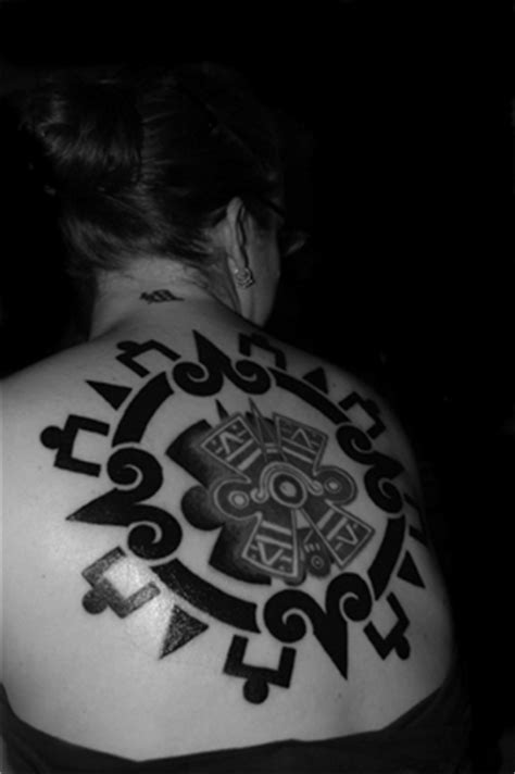 shadow tribal tattoo shadow tattoos tribal designs