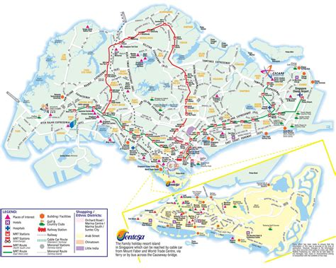 singapore on a map large singapore city maps for free and print