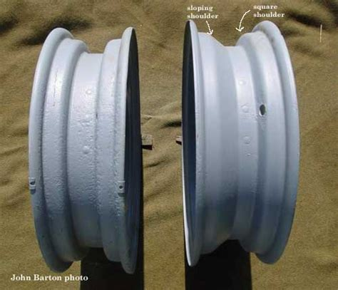 how to seat a tire bead wheels wheel 4 5x16 early type