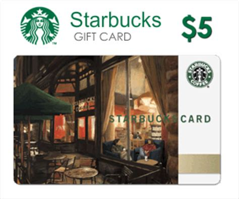 Starbucks Free 5 Gift Card - starbucks 5 e gift card giveaway