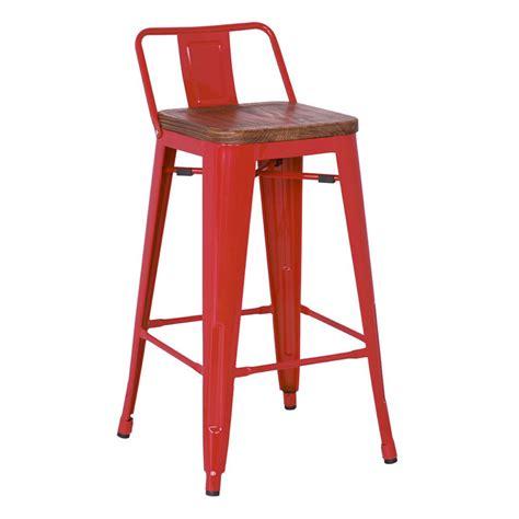 metro modern furniture metro modern low back bar stool eurway furniture