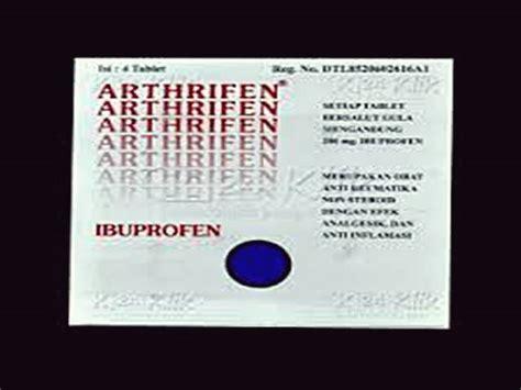 Obat Ibuprofen Tablet 5 macam obat migrain di apotik yang paling uh dan