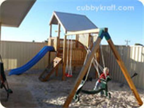 turbo swing cubby house cubby houses playhouse cubbyhouse