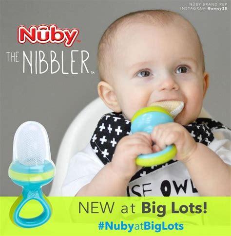 Nuby Nibbler nuby the nibbler mesh feeder utk melatih bayi makan buah