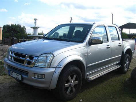 isuzu dmax 2006 isuzu d max 2006 2012 reviews technical data prices