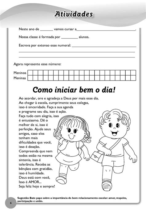 Atividades Para Sala De Aula 6 A 10 Anos - Claranto - R