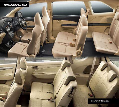 Pelapis Jok Mobilio Interior Suzuki Ertiga Dan Honda Mobilio Sebuah
