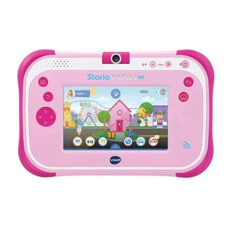 Storio 3 Bleue Tablette Enfant Tablette Enfant Storio Max 2 0 5 Vtech