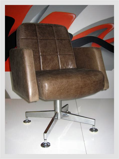 Leather Armchairs Australia by Nucleus Designs Upholstery Melbourne Mid Century