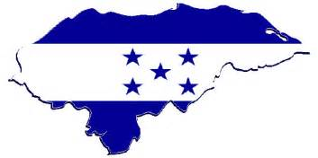 Honduras Flag Outline by Interfaith Council For Peace Justice 187 Monitoring The Human Rights Crisis In Honduras