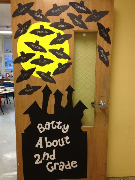 printable halloween door decorations drug free door decorations we are batty about being drug