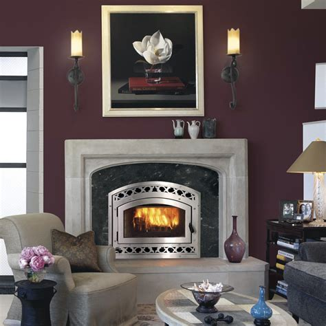 Lennox Fireplace Inserts Prices by Montecito Astria Wood Burning Fireplace By Obadiah S