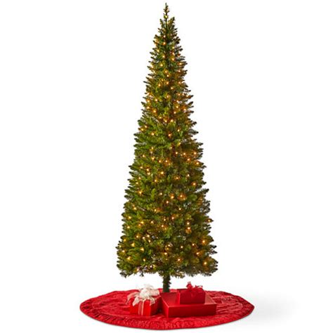 christmas trees are 50 off at jcpenney plus free shipping