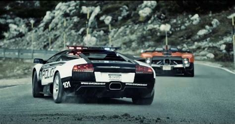 Lamborghini Vs Speed Pagani Vs Lamborghini Need For Speed Pursuit