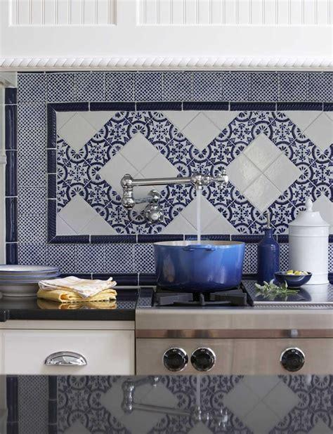 Mexican Tile Kitchen Backsplash   Best Home Decoration