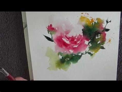 En Catherine Flower catherine d 233 mo aquarelle quot quot flower