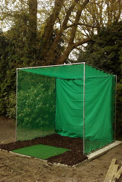 golf enclosures nets  golf screens