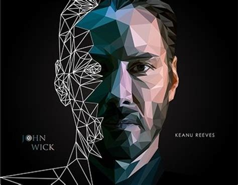 john wick tattoo wallpaper 173 best lowpoly or polygonal art images on pinterest