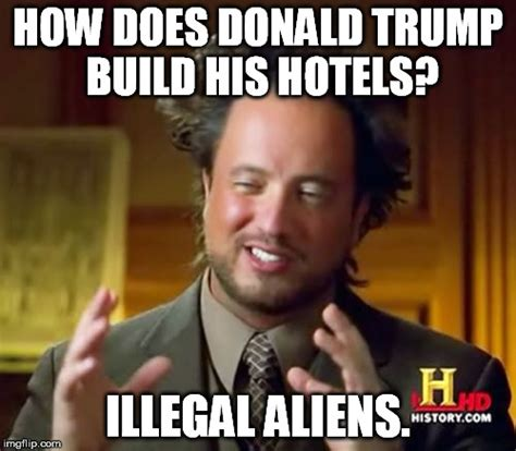 Make A Meme Aliens - ancient aliens meme imgflip
