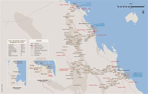 Central Queensland Mba Review by Network Aurizon