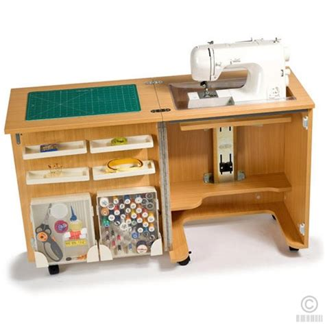 Pfaff Horn 1010 Cub Plus Sewing Machine Cabinet