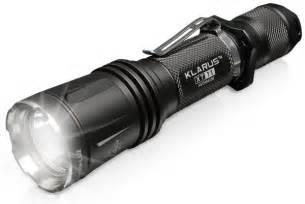 klarus xt11 600 lumen tactical led flashlight