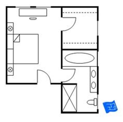 ensuite bathroom floor plans 1000 images about master bedroom floor plans with