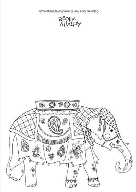 indian themed coloring pages 1000 id 233 es sur le th 232 me kalender 2016 pdf sur pinterest