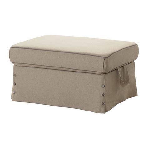 Ektorp Ottoman Ikea Ektorp Footstool Cover Ottoman Slipcover Risane
