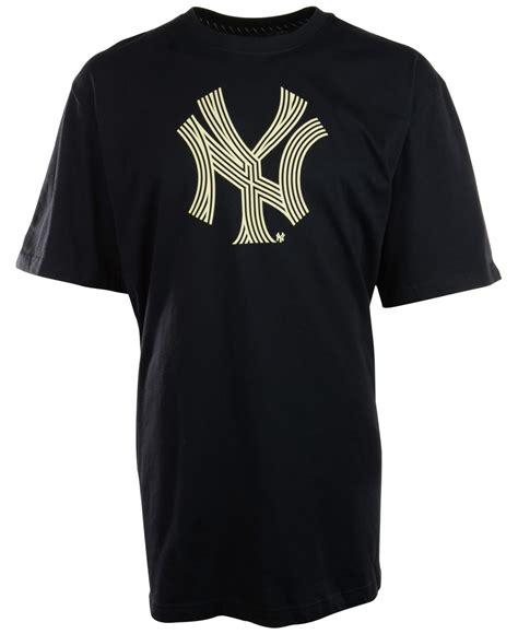 Bajukaost Shirt Nike Slevee 1 lyst nike s sleeve new york yankees dri fit t shirt in blue for
