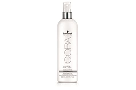 White Salon Chairs Schwarzkopf Igora Royal Absolute Silverwhite Spray 350ml