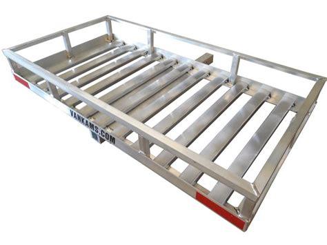Aluminum Cargo Rack by Northbound Aluminum Cargo Carrier Hauler 24 X 49 Heavy Duty Kam Incorporated