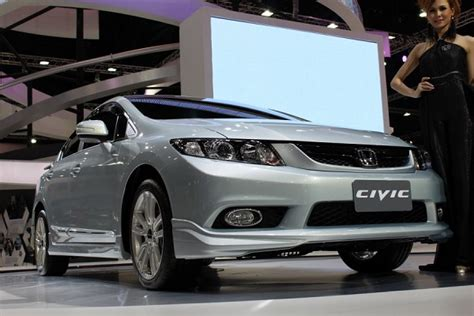 Lu Led Honda Honda Civic 2013