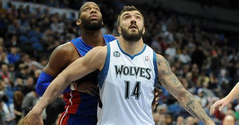 Takes Another At Rehab nikola pekovic takes another step in his rehab process