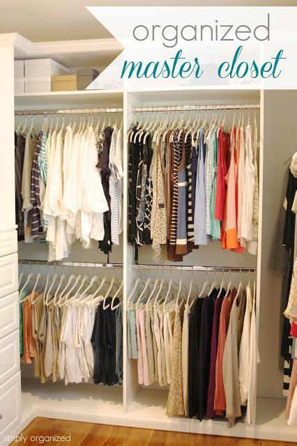 Simply Closets by Organized Master Closet Simply Organized