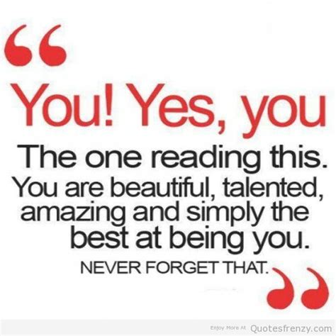 Beautiful You you are beautiful quote www imgkid the image kid