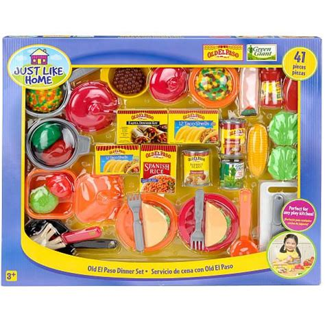 just like home el paso dinner set 41 pieces toys r