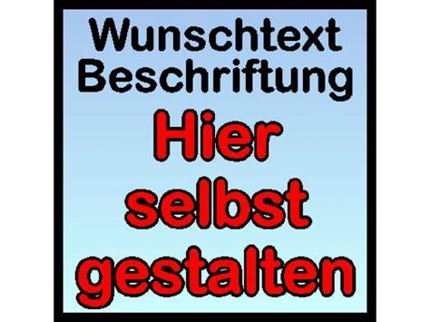 Aufkleber Selbst Gestalten Schriftzug by Wunschtext Beschriftung Aufkleber Werbung Schriftzug