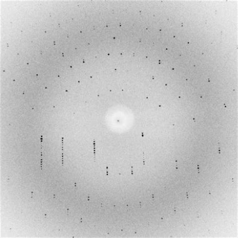 protein x diffraction pattern overview of macromolecular crystallography