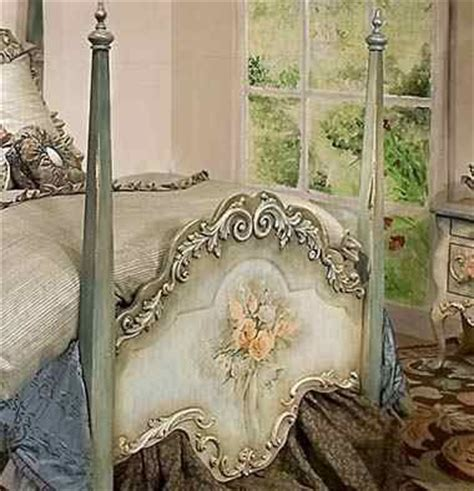 Decoupage Bed - 172 best decoupage furniture images on
