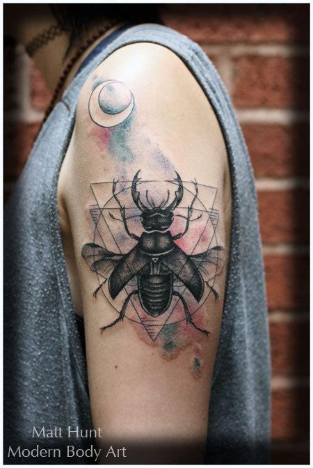 geometric tattoo birmingham abstract and graphic tattoos by matt hunt birmingham uk