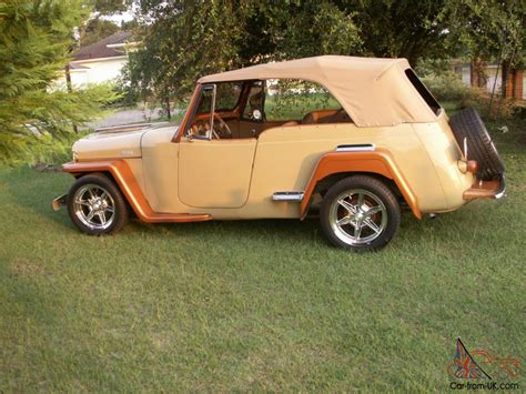 1948 willys jeepster 1948 willys jeepster