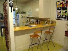 kitchen bars ideas small kitchen with bar design ideas