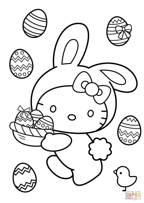 simple rabbit coloring page simple easter bunny coloring pages coloring pages bunny