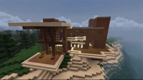 when a calls house the hilside manor s house modern complex minecraft
