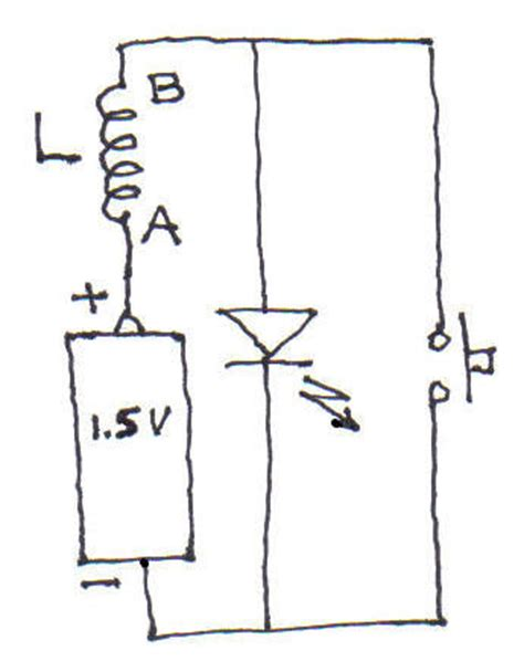 joule thief without inductor quot joule thief quot circuits crude to modern 9 steps