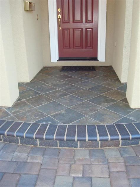 outdoor tiles patio outdoor front porch tile